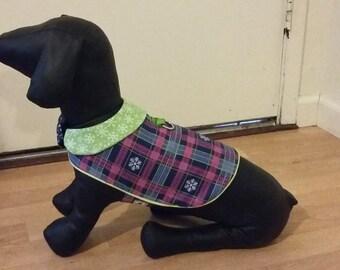 Christmas Dog Jacket