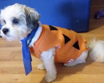 Fred Flintstone Dog Costume