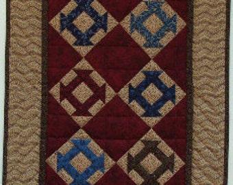 Barn Door Mini Quilt Kit - Rachel's of Greenfield - UK SELLER