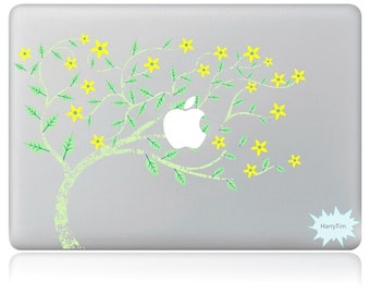 New tree decals mac stickers Macbook decal macbook stickers apple decal mac decal stickers 19