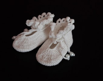 Baby Booties, Cotton Loafers