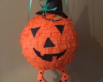 Pinata Jack-O-lantern ,Halloween pinata
