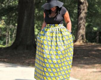Suraya Maxi Skirt