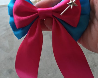The fairy godmother hair bow