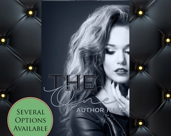 The One Pre-Made eBook Cover * Kindle * Ereader Cover
