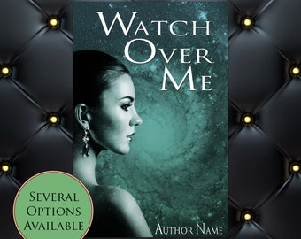 Watch Over Me Pre-Made eBook Cover * Kindle * Ereader Cover