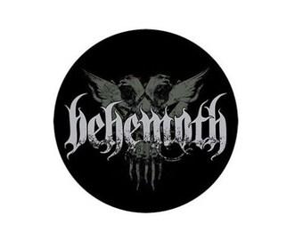 BEHEMOTH Back Patch