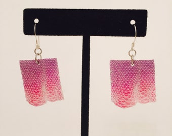 Color Study Earrings #1