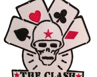 The Clash Logo Etsy