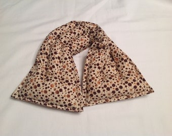 Microwave neck wrap - Rice heating pad - Microwave heat pad - hot cold pack - Rice Heating Bag - Heat Therapy - Neck Warmer -  Heat Wrap