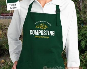 Beautiful Gardening Apron | Etsy