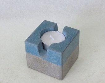 Square Tealight Candle Holder