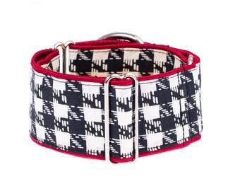 Martingale collar,martingale dog collar, greyhound collar, 2 inch, dog collar, martingale,martingale collars