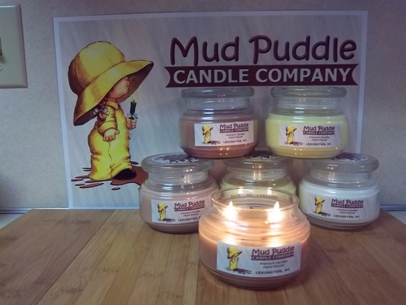 BUTTERCREAM  16oz hand poured premium scented jar candle