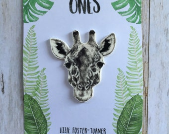 The Wild Ones brooch set X 6