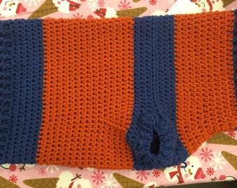 XL Dog Sweater Crochet Pattern