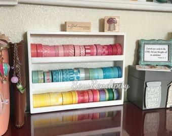 Washi Tape Desk Rack Storage