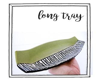 Long Tray