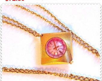 Chaika watch. Women's Chaika watch. Gold plated watch. Vintage women's watch. Mechanical watch. Gold vintage watch. Ladies watch. USSR watch