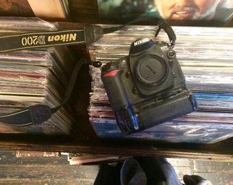 Vintage Nikon D200