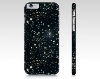 Puppis Starry Night Cell Phone Case