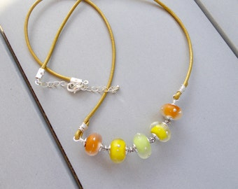 Juicy Fruits Necklace