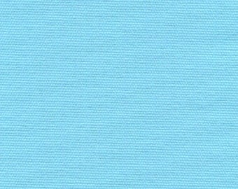8.5 oz Brushed Canvas Solid Fabric - Ocean - Sold by the 1/2 Yard