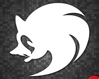 Sonic the Hedgehog Vinyl Decal