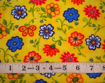 1 YD - Emily's Artful Days by Exclusively Quilters