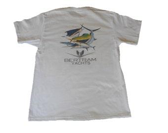 Bertram Yachts Fish Long Sleeve T-Shirt
