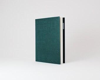 KENSINGTON London City Debossed Minibook