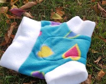 Fleece Diaper Cover - small