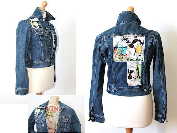 Cheap designer denim jackets – Global fashion jeans collection