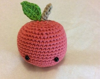 Mini Apple coral crochet
