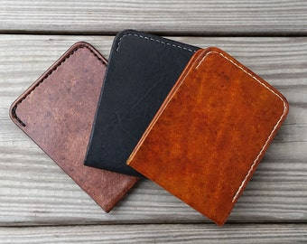 Mini Leather Wallets
