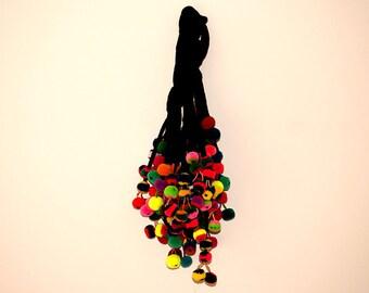 Handmade pompons-handmade Pompon