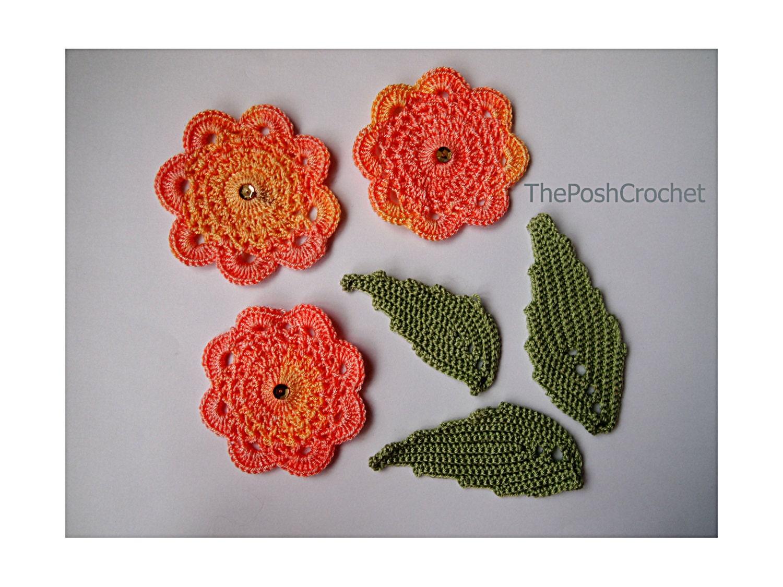 Irish crochet motif patterndetailed tutorialirish crochet lace this is a digital file bankloansurffo Gallery