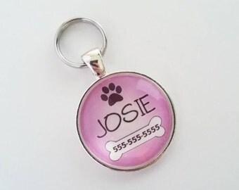 Dog ID Tags, Pet ID Tag, Dog Tag,  Pet Tags, Personalized Dog Tag, Dog Identifaction Tag, Personalized Dog ID Tag, Dog Name Tag, Dog Collar