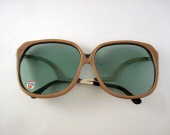 Retro sunglasses Made in USSR the 1980s Soviet glasses
