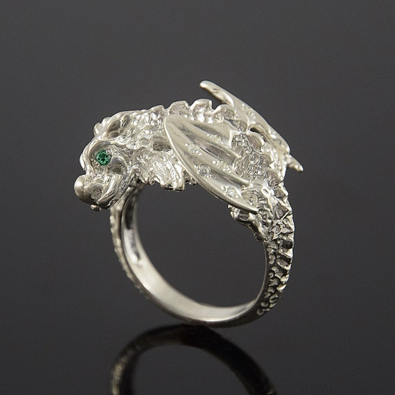 ring silver ring unique ring ring silver ring