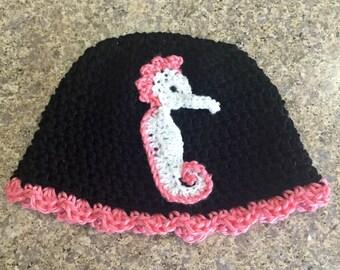 6 months-1 year Crochet Hat