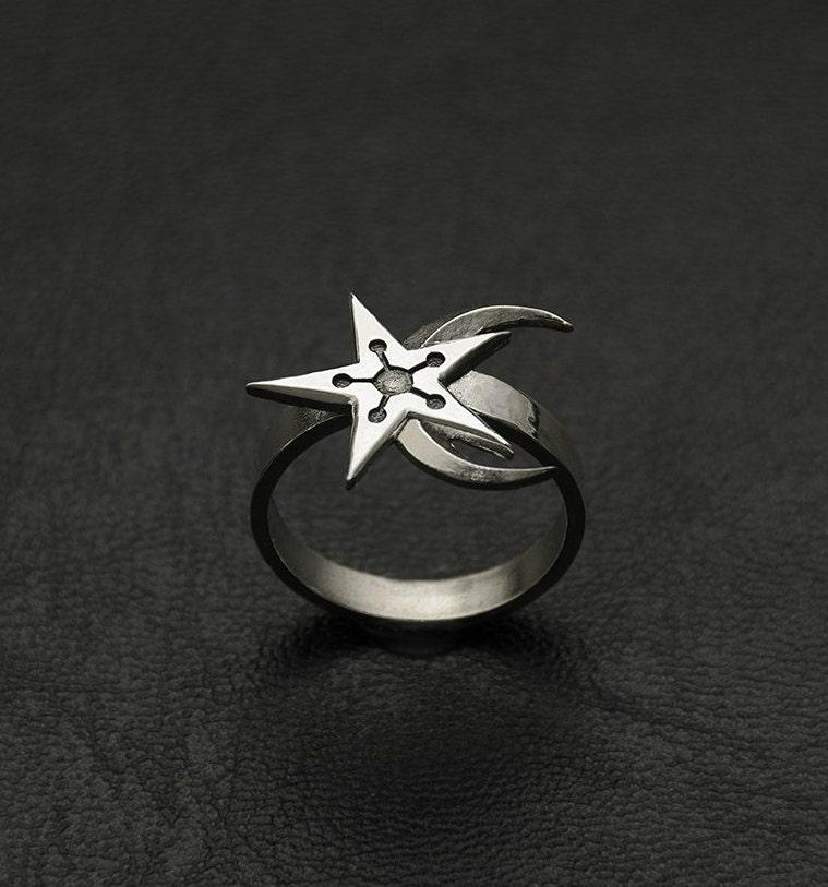Moon And Star Ring Elder Scrolls