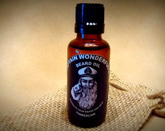 Womderful's - Timberline Beard Oil