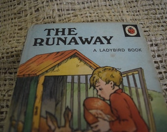 The Runaway. A Vintage Ladybird Book. Series 401