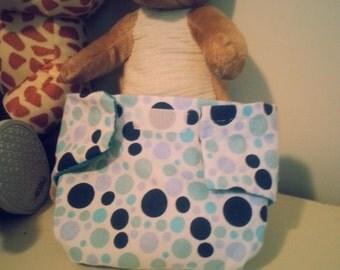 Handmade Reusable Cloth Diaper