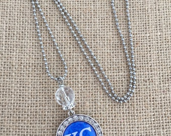KC bling necklace