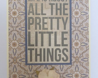 The Pretty Things Card 1249