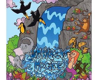 Umphrey's McGee Jungle Print