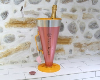 Veuve Clicquot Champagne Ice Bucket // Shout Your Love Megaphone // Champagne ice Bucket// Loud haler // Champagne bucket