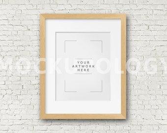 8x10 Wood Frame Etsy